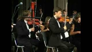 JOHN WILLIAMS - Indiana Jones - RAIDER\'S MARCH - Melani Mestre - Lviv Opera House