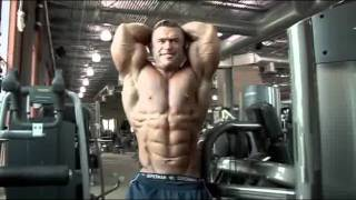 Lee Priest - Posing