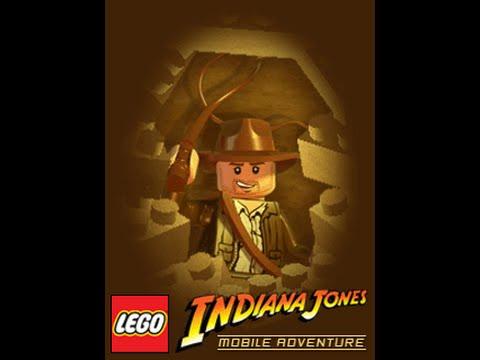 LEGO Indiana Jones Mobile Adventure GSM Java Mobile Phone Game