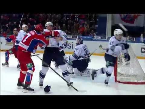 Бой КХЛ: И.Григоренко VS Соин / KHL Fight: Igor Grigorenko VS Soin (видео)