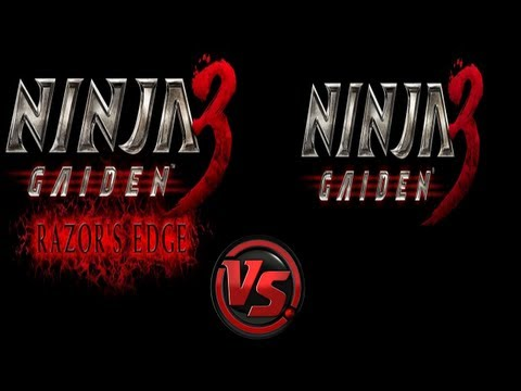 ninja gaiden 3 razor edge xbox 360 release date