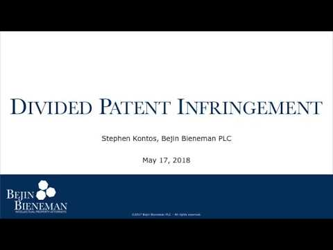 Divided Patent Infringeme…