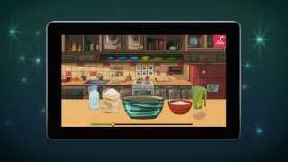 Make a Cake - Cooking Games YouTube video
