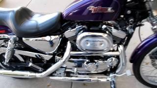 4. 2000 Harley Davidson Sportster XL1200