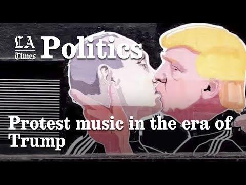 Protest music in the era of Trump