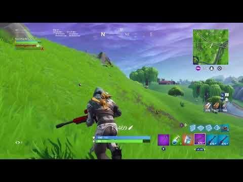 Fortnite 281m Snipe of Balloon Player!