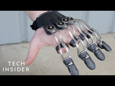 Custom Prosthetics Make Everyday Tasks Easier