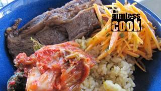 Kalbi: The Aimless Cook