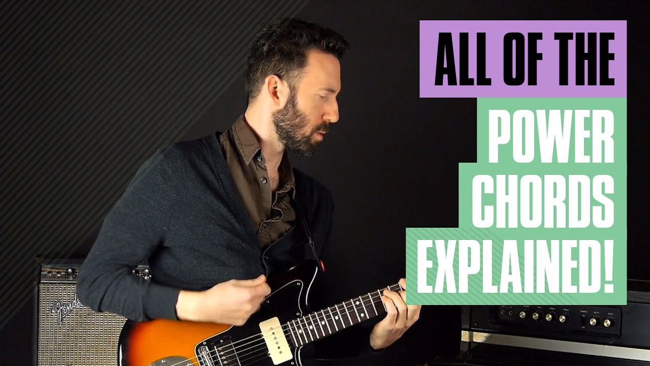 How to Play Power Chords for Beginners | Guitar Tricks