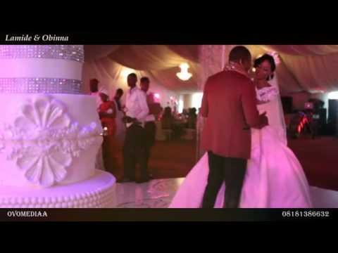Olamide+Obinna- Wedding Story.