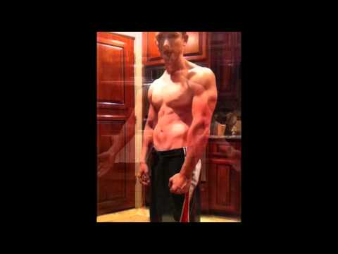 P90X Transformation: Fitness Bodybuilding Journey Before and After