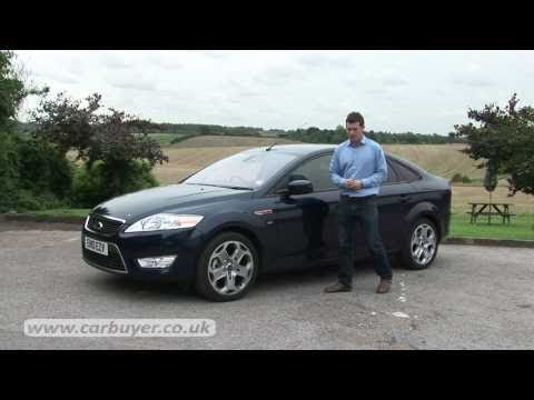 Ford Mondeo hatchback review - CarBuyer