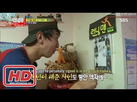 [RM 165] Lee Kwang Soo Got Goosebump Visiting Hye Mi's House - A Little Fan Girl