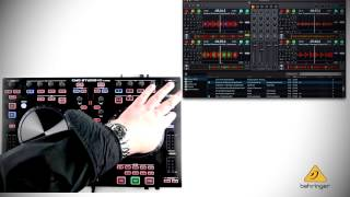 BEHRINGER VIDEO MANUAL: CMD Studio 4a Deck Switching