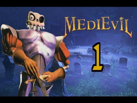 Medievil - Part 1 - Pigeon Walrus