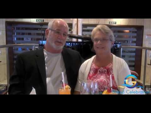 Dale and Ellen Grand Celebration Cruise Testimonial