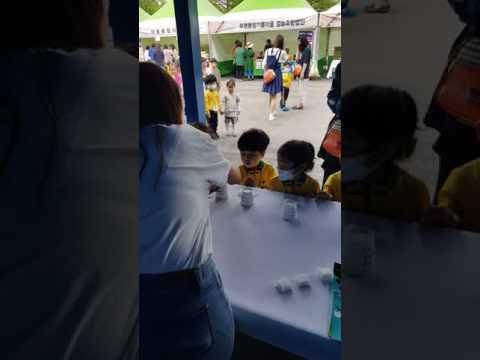 포디믹스 유치원, 어린이집 행사 (코끼리 피규어 채색) 2