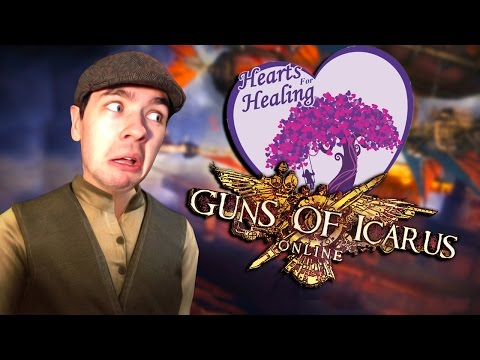 Battle - A youtube charity battle for the ages commences in Guns of Icarus ▻ Guns of Icarus Charity Sale : http://bit.ly/gunscharity ▻Hearts for Healing: http://www.gofundme.com/HeartsForHealingWI...