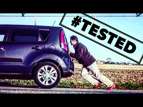 2014 KIA Soul Test Drive and Review