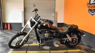 9. 301133 - 2011 Harley Davidson Dyna Wide Glide FXDWG - Used Motorcycle For Sale