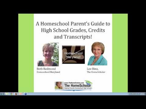 The HomeScholar Total Transcript Solution Review