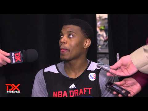 Ricky Ledo Draft Combine Interview