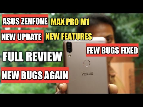 Asus Zenfone Max Pro M1 New Update (June) Features & Bugs Fixed & New Bugs Again Full Review