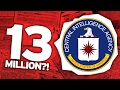 13 Million Secret CIA Pages Made Public