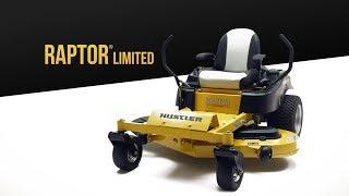 9. 2019 Hustler® Product Video - Raptor Limited
