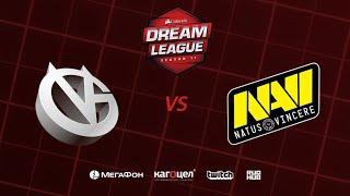 Vici Gaming vs Natus Vincere, DreamLeague Season 11 Major, bo3, game 1 [Jam & Maelstorm]