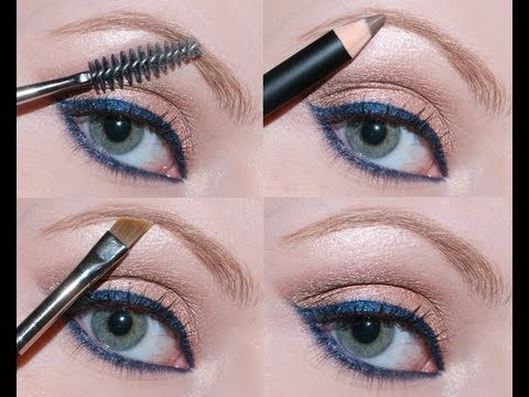 Make-Up Basics: Ma Routine Sourcils Blonds
