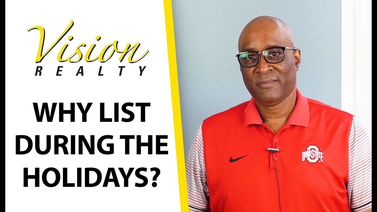 Should You List During the Holidays?