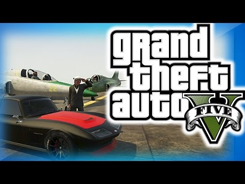 flight - This footage was from a Live Stream I did the day the San Andreas Flight School DLC came out for GTA V! Leave a LIKE if you enjoyed and let me know if I should upload a video like this after...