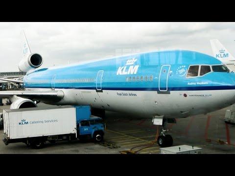 Flying Across The Atlantic ✈ SAS CRJ-900 ✈ KLM Cityhopper ERJ-190 ✈ KLM MD-11 ✈ Westjet 737-600