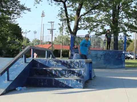 Tecumseh Skatepark Sesh