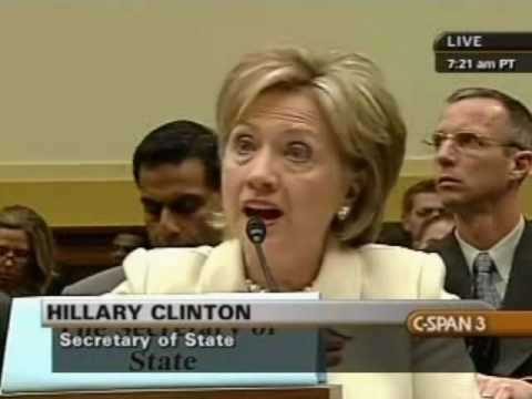 Sec. Hillary Clinton Defends Reproductive Rights and Family Planning