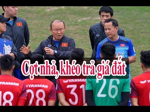 HLV Park Hang Seo xông vào sân CẢNH CÁO Đức Chinh, thở không ra hơi với U23 Việt Nam - Thời lượng: 10:19.