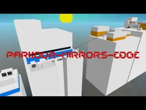 Toribash - Parkour Mirror Edge - Mod presentation (видео)