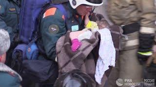 Пресс-конференция о состоянии спасенного младенца