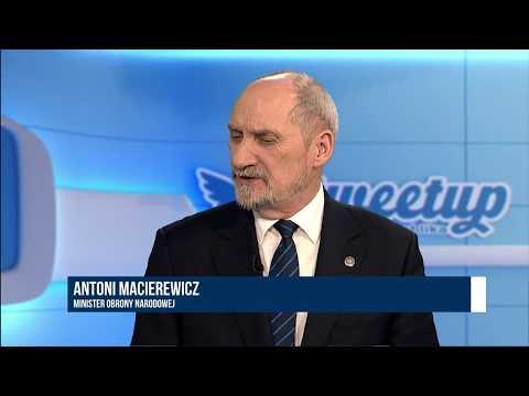 #TweetUp Republiki - Antoni Macierewicz