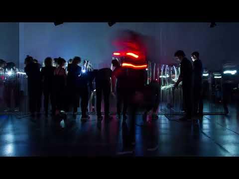 Atelier Blumer - USI AAM - Mise en scène N.12 - A.A.2016/17 - Video di Alberto Canepa