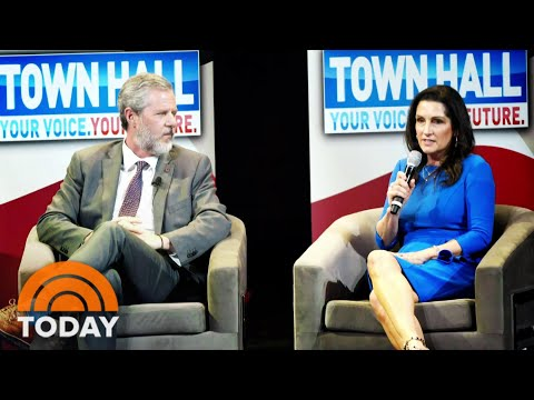 Becki Falwell Breaks Her Silence About Scandal As 'Pool Boy' Makes New Allegations | TODAY