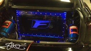 Lexus IS-F Speaker Box - 15