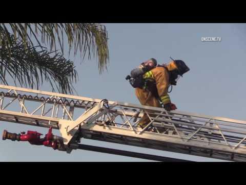 Chula Vista: House Fire 07152017