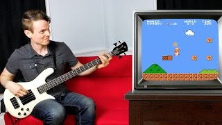 Video Bass Guitar Super Mario!!!!! MP3, 3GP, MP4, WEBM, AVI, FLV November 2018