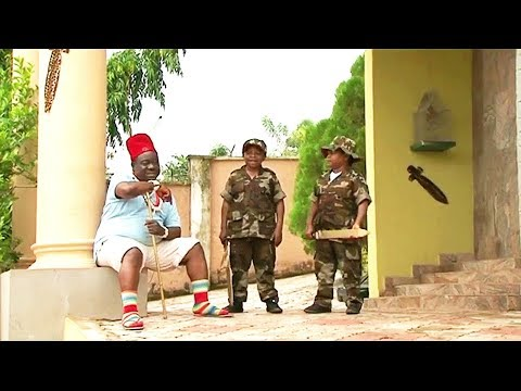 Aki And Pawpaw Vs Mr Ibu LITTLE SOLDIERS - 2018 Latest NIGERIAN COMEDY Movies,Best Funny Videos 2018