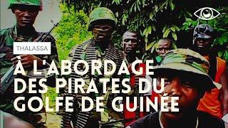 Video À l'abordage des pirates du Golfe de Guinée (reportage complet) MP3, 3GP, MP4, WEBM, AVI, FLV Agustus 2018