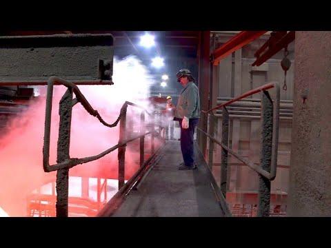 Trumps Strafzölle begeistern US-Stahlarbeiter