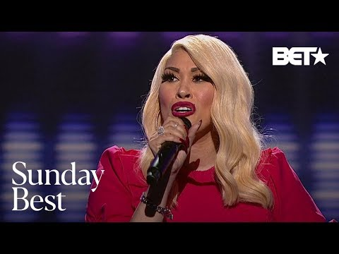 """Keke Wyatt Brings Us to Church with Her Performance of """"God Will Take Care of You""""  Sunday Best"""