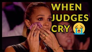 "Video Top 7 Acts ""JUDGES START TO CRY"" STRONG MOMENTS ON BRITAIN'S GOT TALENT! MP3, 3GP, MP4, WEBM, AVI, FLV Maret 2019"